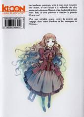 Verso de Pandora Hearts -11a- Tome 11