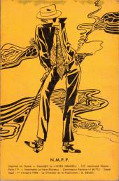 Verso de Hippy (2ème série) -2- Numéro 2