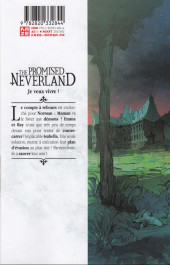 Verso de Promised Neverland (The) -4- Tome 4