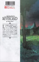 Verso de Promised Neverland (The) -4- Je veux vivre !