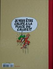 Verso de Iznogoud - La Collection (Hachette) -18- Tome 18