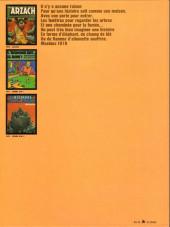 Verso de Moebius œuvres complètes -2a83- L'homme est il bon? arzach