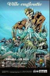 Verso de Batman - Récit Complet (DC Presse) -8- Batman - Europa