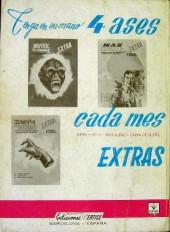 Verso de Kelly ojo magico (Vértice - 1967) -1- El ojo de Zoltec