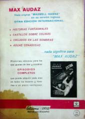 Verso de Kelly ojo magico (Vértice - 1967) -3- Vampiros tenebrosos / El fin de los vampiros