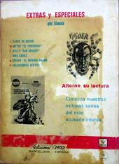 Verso de Kelly ojo magico (Vértice - 1967) -4- El otro ojo de Zoltec