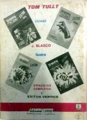 Verso de Kelly ojo magico (Vértice - 1967) -12- La desaparicion del talisman