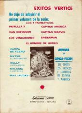 Verso de Kelly ojo magico (Vértice - 1967) -16- Contra Gengis Kan