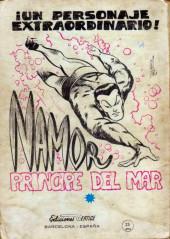 Verso de Kelly ojo magico (Vértice - 1967) -18- ¡Al abordaje perros!
