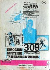 Verso de Kelly ojo magico (Vértice - 1965) -9- El ejército del mal