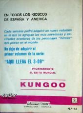 Verso de Kelly ojo magico (Vértice - 1965) -14- El cientifico loco