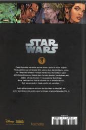 Verso de Star Wars - Légendes - La Collection (Hachette) -7489- Star Wars Legacy - V. Loyauté