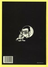 Verso de (AUT) Gotlib -9- Sur les traces de Marcel Gotlib