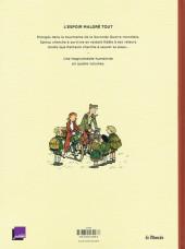 Verso de Spirou et Fantasio (Une aventure de.../Le Spirou de...) -14- L'Espoir malgré tout - Première partie - Un mauvais départ