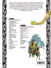 Verso de Thorgal -17d15- La gardienne des clés
