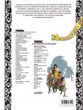 Verso de Thorgal -15d17- Le maître des montagnes