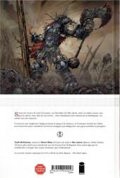 Verso de Spawn - The Dark Ages (Delcourt) -2- Volume 2