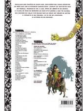 Verso de Thorgal -1f2015- La magicienne trahie