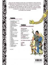 Verso de Thorgal -6d2013- La Chute de Brek Zarith