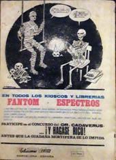 Verso de Mytek el poderoso (Vértice - 1971) -5- (sans titre)