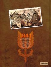 Verso de Regiment (The) - L'Histoire vraie du SAS -2- Livre 2