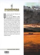 Verso de Les pionniers du Nouveau Monde -7b99- Crie-dans-le-vent