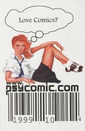 Verso de Batgirl (DC comics - 2000) -1- Issue #1