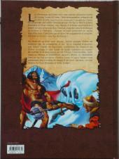 Verso de Les chroniques de Conan -23- 1987 (I)