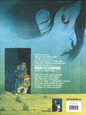 Verso de La brigade des cauchemars -2- Nicolas