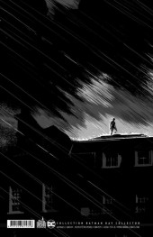 Verso de Batman : À la vie, à la mort - Tome TL