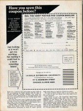 Verso de Unknown Worlds of Science Fiction (1975) -HS1- Giant size special issue