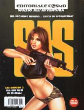 Verso de Cosmo seria nera SAS -34- SAS 1 patto col diavolo