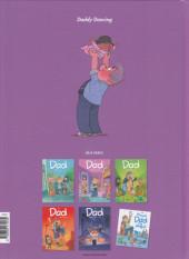 Verso de Dad -5- Amour, gloire et corvées