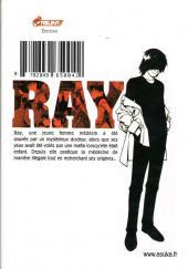 Verso de Ray -1- Tome 1