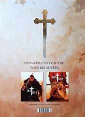 Verso de Ira Dei -2- La Part du diable