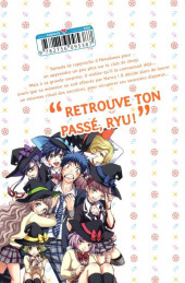 Verso de Yamada kun & the 7 Witches -19- Tome 19