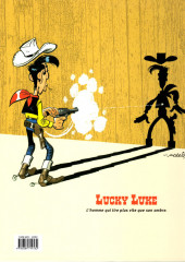Verso de Lucky Luke (Les aventures de) -8- Un cow-boy à Paris