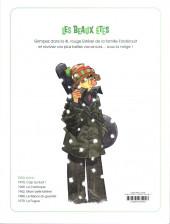 Verso de Les beaux étés -5- La Fugue