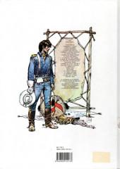 Verso de Blueberry -19b1992- La Longue Marche