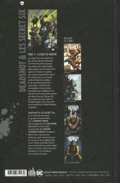 Verso de Deadshot & les Secret Six -4- La rage de vaincre