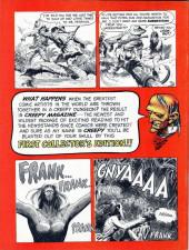 Verso de Creepy (1964) -1- Comics to give you the creeps !