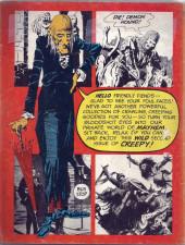 Verso de Creepy (1964) -2- (sans titre)