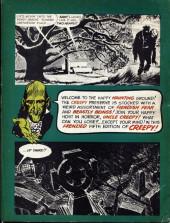 Verso de Creepy (1964) -5- (sans titre)
