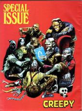 Verso de Creepy (1964) -48- Incredible special issue