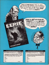Verso de Creepy (1964) -8- The Coffin Of Dracula!