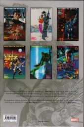 Verso de Nick Fury, agent du S.H.I.E.L.D. (L'intégrale) -INT04- 1988