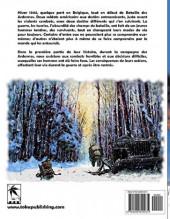 Verso de Première neige (Sakashita) -1- Tome 1