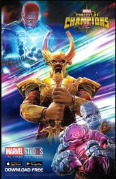 Verso de X-Men: Grand Design - Second Genesis (2018) -2- X-Men: Grand Design - Second Genesis