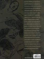 Verso de Giuseppe Bergman (Humanoïdes Associés) -9- L'Odyssée de Giuseppe Bergman