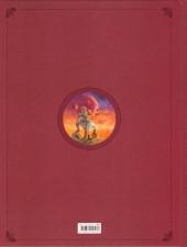 Verso de Le château des étoiles -INT4TL- Un Français sur Mars